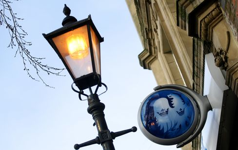 The Barclays Plc Logo