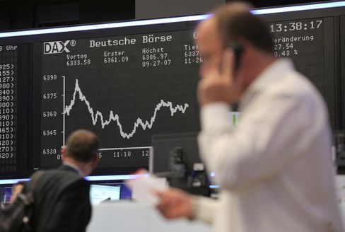 European Stocks Fall