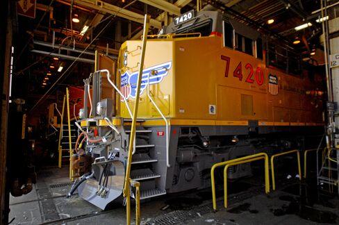 GE Locomotive