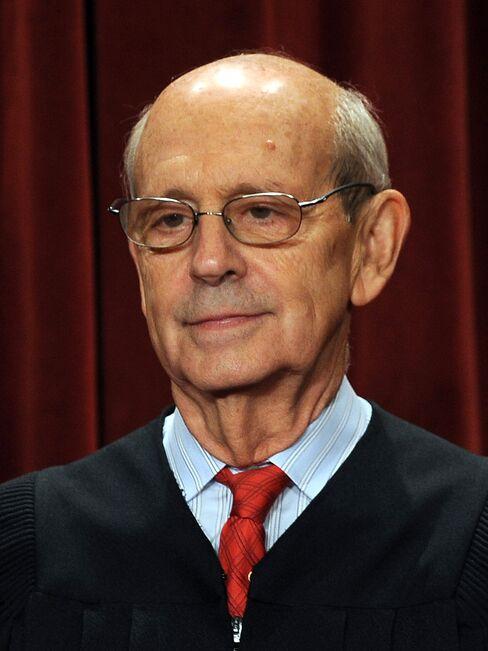 U.S. Supreme Court Justice Stephen Brayer