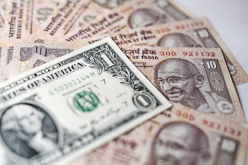 Rupee & U.S. Dollar