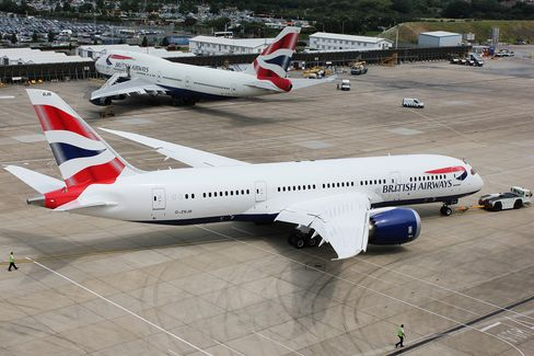 British Airways to Fly 787s to Toronto, Newark to Cut Fuel Costs