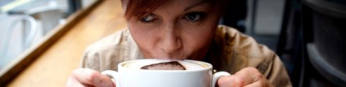 Caffeinated Coffee May Help Women Fight Depression