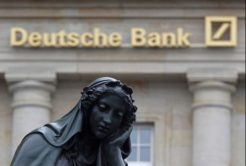 Deutsche Bank Rating Cut by JPMorgan on Capital Risk Concern