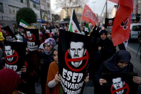 Protest in Turkey