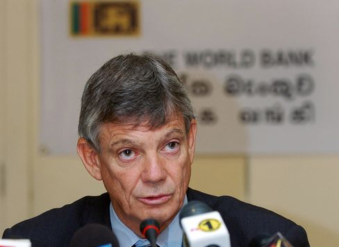 New Zealand Reserve Bank Governor Graeme Wheeler