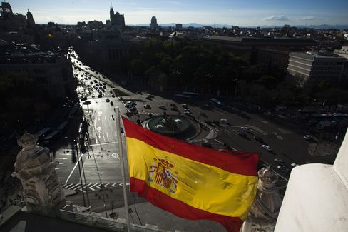 Spain Slump With Record Jobless Pressures Rajoy Pickup Wish