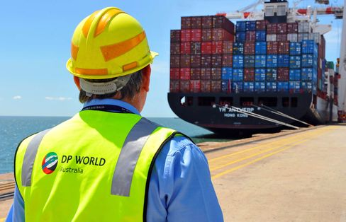 DP World Sells Australia Unit Stake for $1.5 Billion