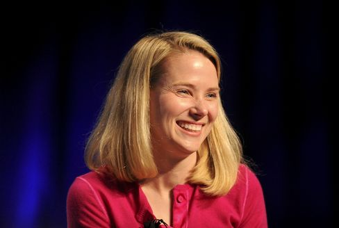 Google Inc.'s Marissa Mayer