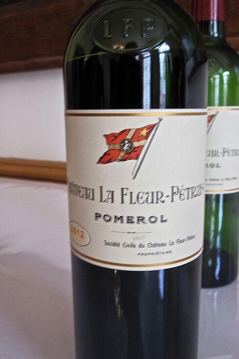 2012 Chateau Lafleur-Petrus