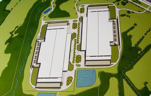 Apple Inc.'s Plans for Maiden, North Carolina