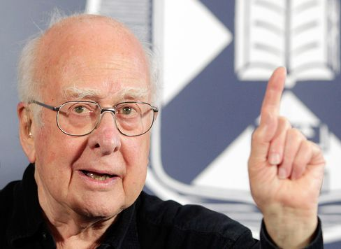 Physics Pioneer Higgs Says He Didn't Expect Particle in Lifetime