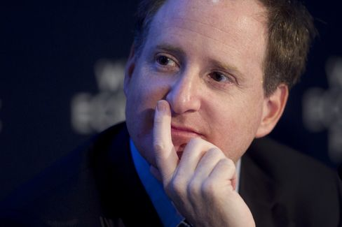Eton Park Capital CEO Eric Mindich
