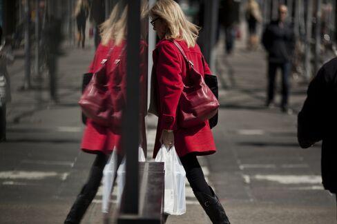 A Shopper In New York