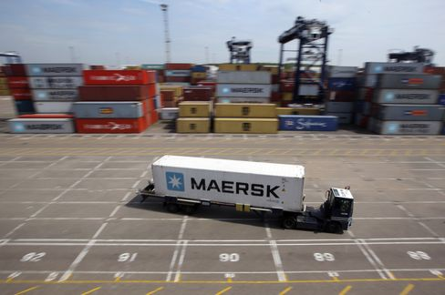 Europe Exports to Asia Seen Surging in Deepening Crisis