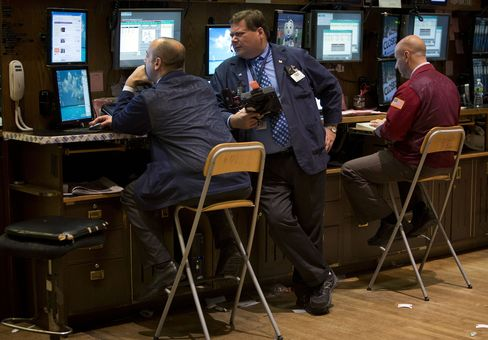 U.S. Stocks Fall Before Presidential Elections Amid Greek Woes