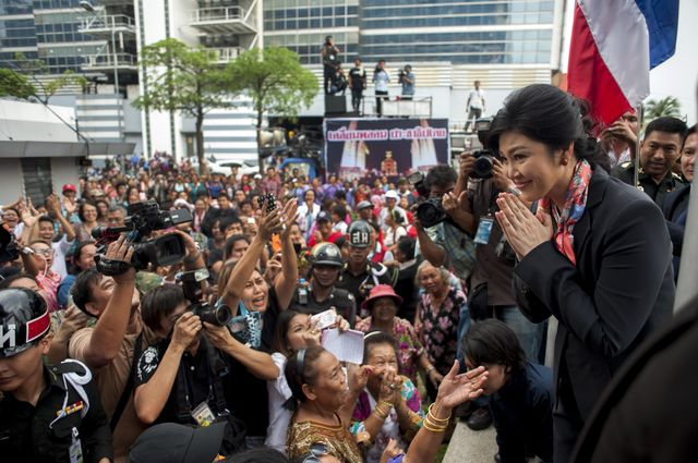 With Yingluck Shinawatra gone, it's time for a fresh start.Photographer: Borja Sanchez-Trillo/Getty Images