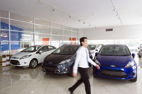 Ford Second-Quarter Profit Beats Estimates