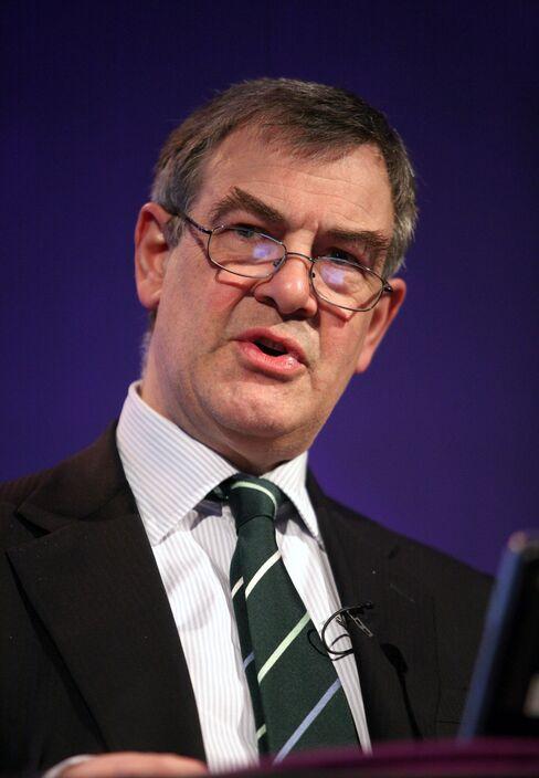 John Gieve, former deputy governor of the BOE