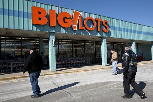 Big Lots at Half-Price Signals 50% Gain in Retail LBO
