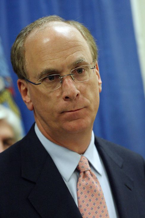 Laurence D. Fink, of Black Rock Inc.