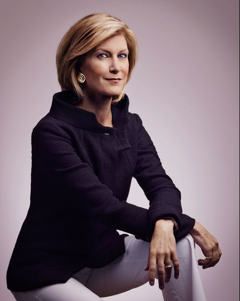 Mary Erdoes, chief executive officer JPMorgan Asset Management