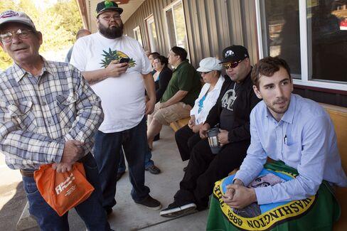 Waiting for Retail Marijuana in Washington