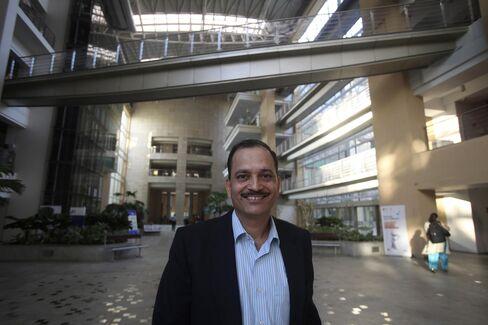 Hindustan Unilever CEO Nitin Paranjpe