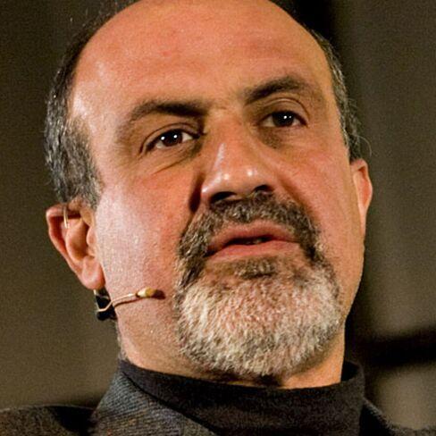 Nassim Nicholas Taleb, author of