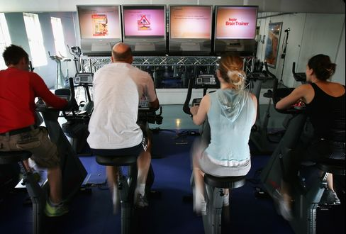 Exercise Turns Bad Fat to Good in Study Suggesting Benefits