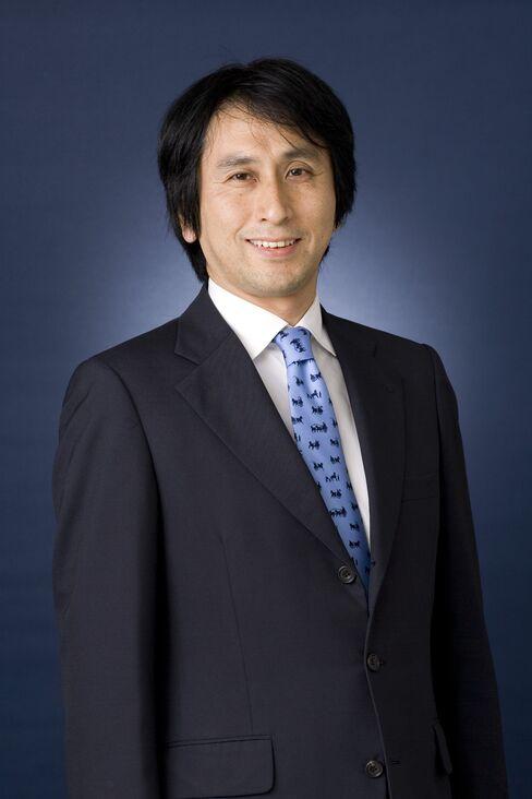 Deutsche Bank's Head of Corporate in Japan Koichiro Yasuda