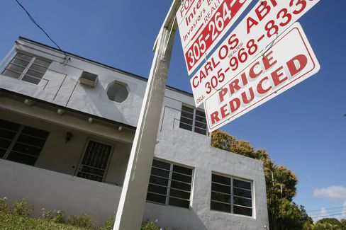 Home Prices in U.S. Cities Fell 4% in April from Year Ago