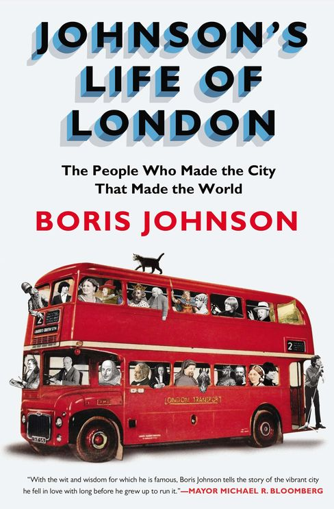 'Johnson's Life of London'