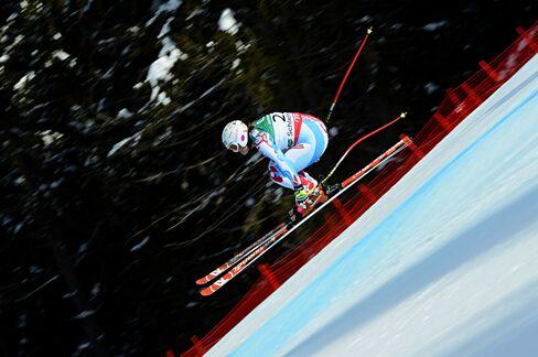 Marion Rolland Wins Women's Downhill at World Ski Championships