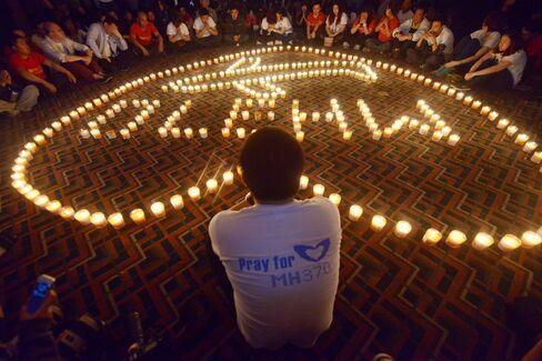 Prayer for Passengers of Missing Flight