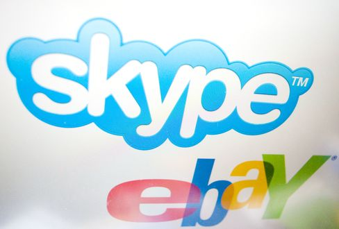 EBay to Make $1.4 Billion on Skype