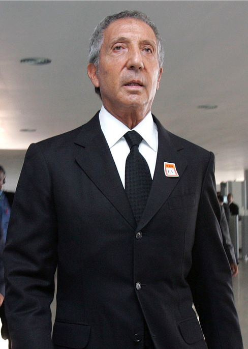 Brazilian billionaire Abilio Diniz