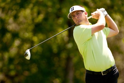 Matt Every Sets Course Record in First Round of Texas Open