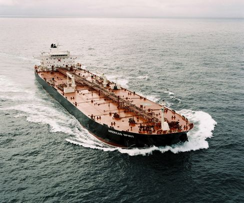 Teekay Returning to Profit as Russia Ships Record Oil