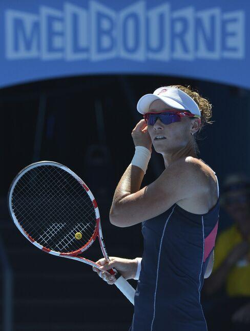 Stosur Stumbles at Australian Open