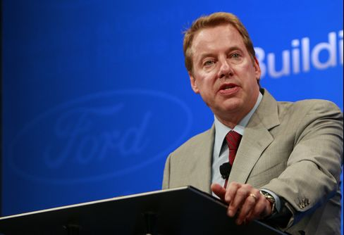 Ridiculed Bill Ford Laughing Now Rival Carmakers Go Green