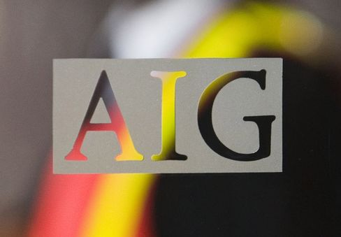 AIG Nears End to Pay Curbs Faulted by Insurer as CEO Repays U.S.