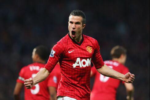 Manchester United Beats Aston Villa to Win 20th League Title