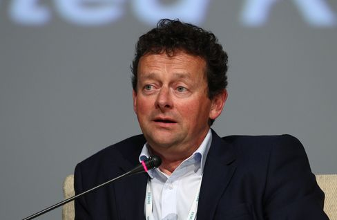 Glencore Xstrata Plc Interim Chairman Tony Hayward