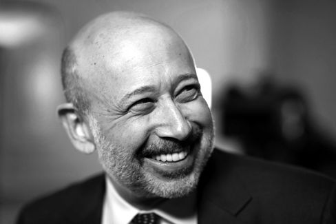 Lloyd Blankfein Reclaims the Pay Crown