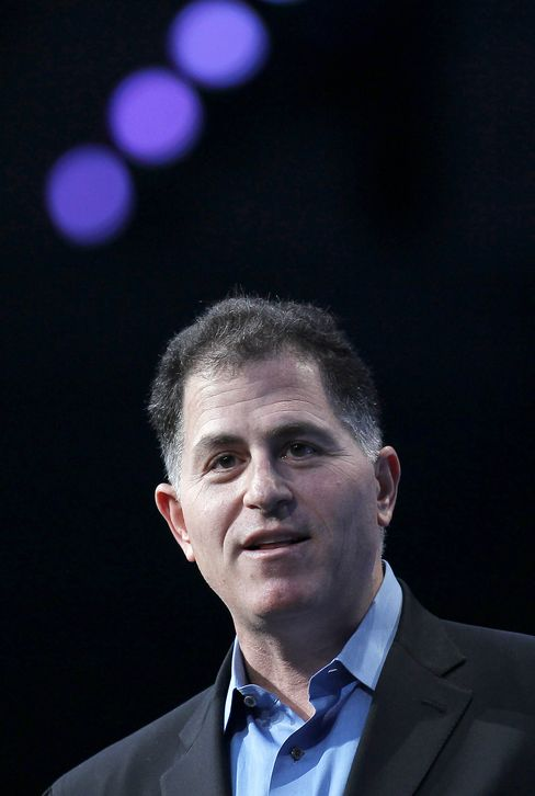 Founder of Dell Inc. Michael Dell