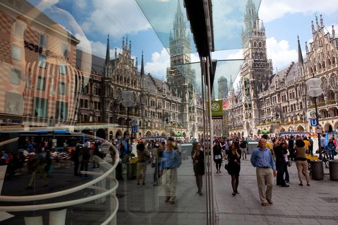 German Business Confidence Seen Increasing on Economic Recovery