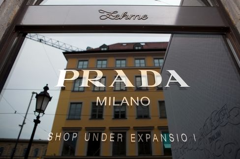 Prada First-Half Sales Climb 12% Boosted by Asian Growth