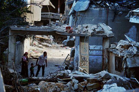 Israel Says No Progress in Gaza Talks as Egypt Presses for Truce