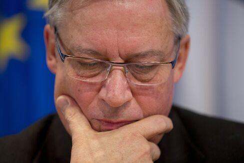 European Central Bank Governing Council Member Christian Noyer